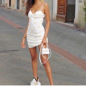 For love & lemons Ashland cherry tank dress small